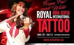 Check out the Royal NS Tattoo at the ScotiaBank Centre June 29 – July 6, 2017