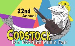 22nd annual Codstock Outdoor Music Festival