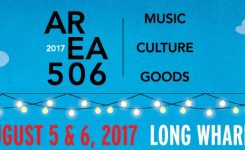 Area506 festival in Saint John this weekend!