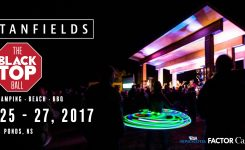 Blacktop Ball 2017 music festival