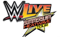 WWE is back in Saint John on Aug. 5th for WWE LIVE SUMMERSLAM HEATWAVE TOUR!