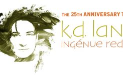 KD Lang & Port Cities concert