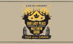 Our Lady Peace & Matt Good concert