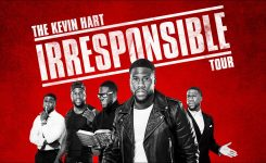 Kevin Hart – The Irresponsible Tour – Halifax