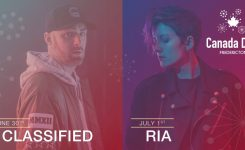 Classified & Ria – Fredericton Canada Day Weekend