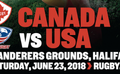 Rugby – Canada vs USA – Sold out event!
