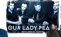 Our Lady Peace, Finger Eleven & Joel Plaskett Emergency