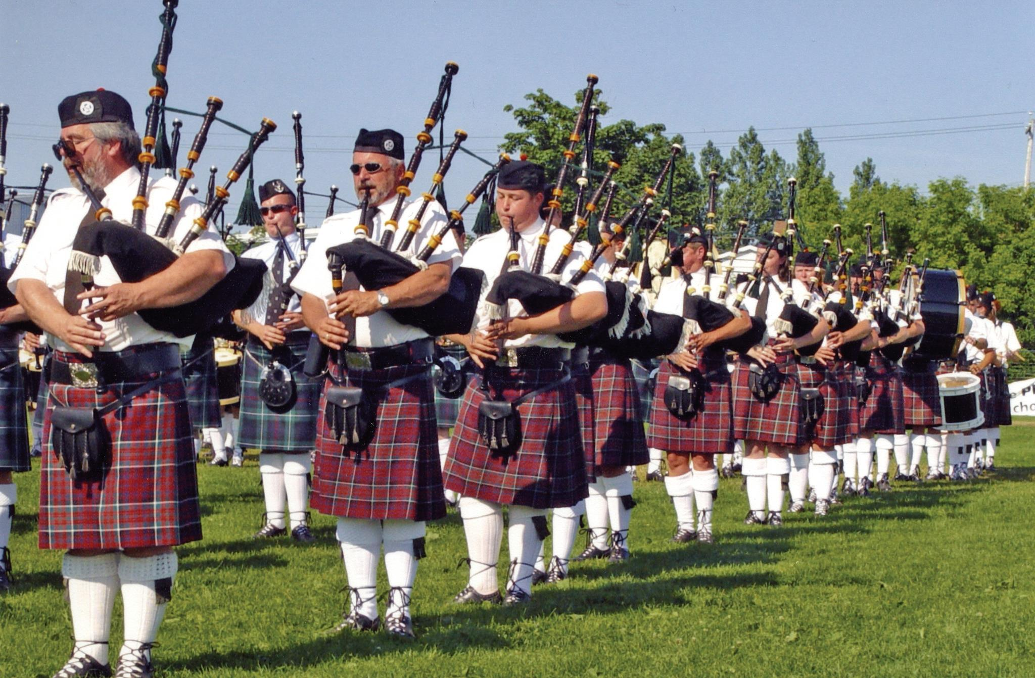 Guide To The 2019 Dunedin Highland Games And Festival ...